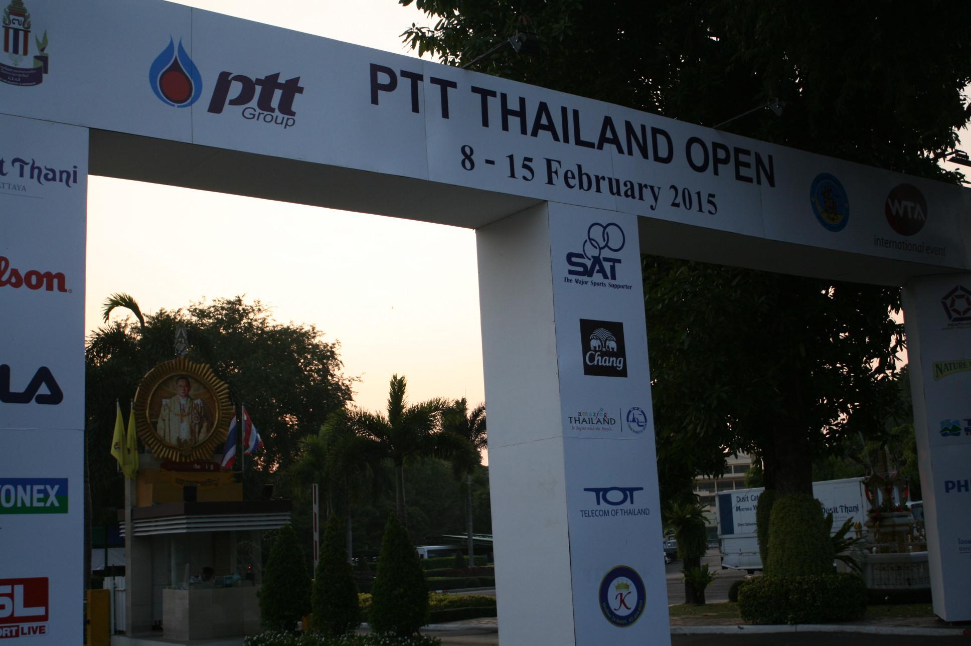 PTT Thailand open