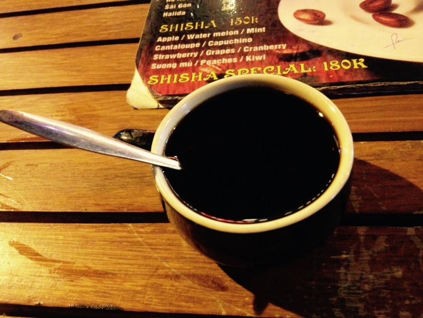 ヴェトナムコーヒー